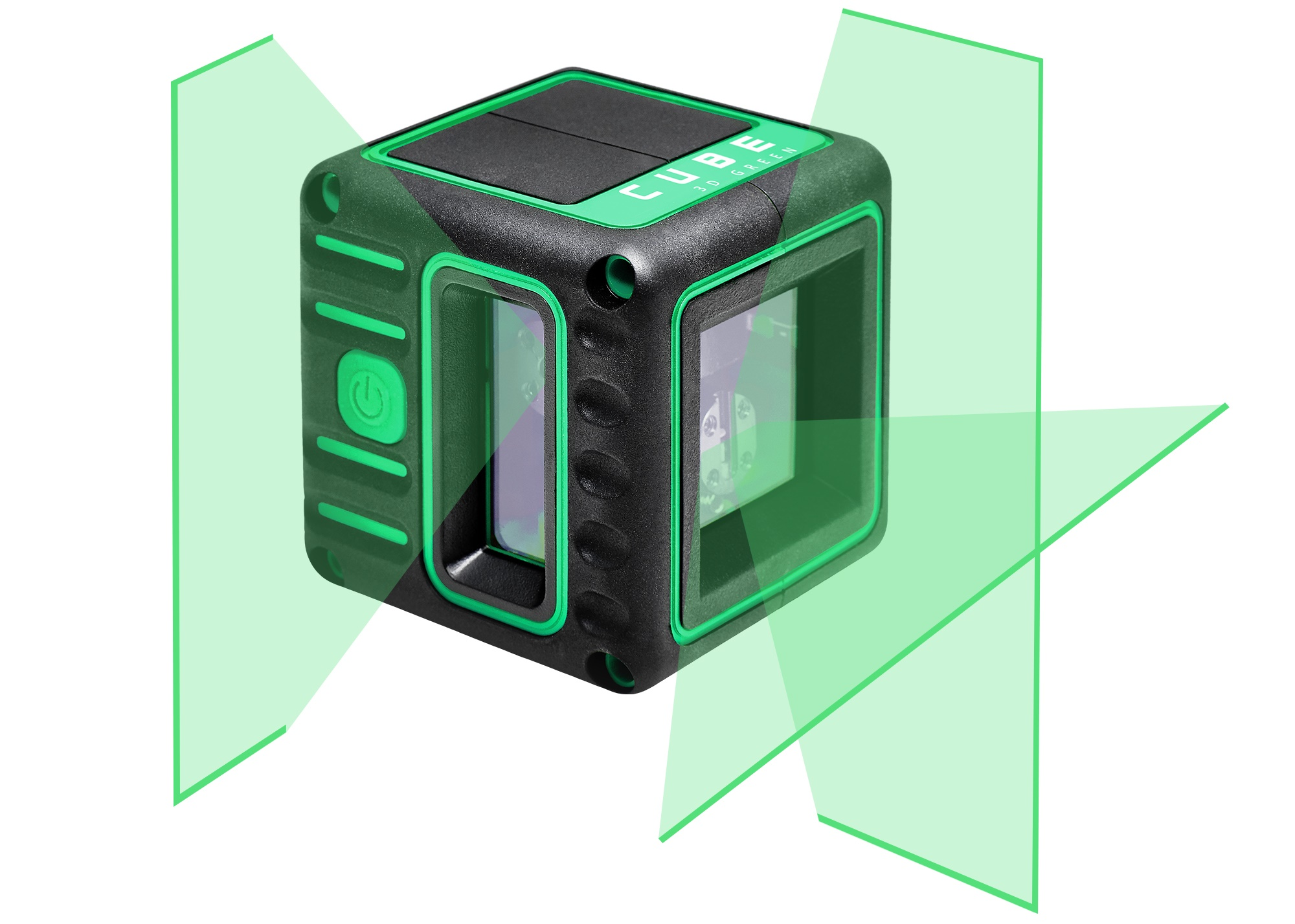 ADA Cube 3D Green Professional Edition