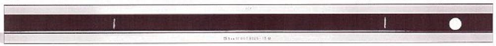 ШД Линейка поверочная двутаврового сечения