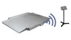 Беспроводное соединение весов Масса-К 4D-LA.S-4