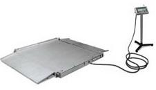 Проводное соединение весов Масса-К 4D-P-2