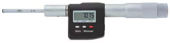 Нутромер микрометрический трехточечный электронный