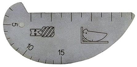 Шаблон сварщика УШС-1