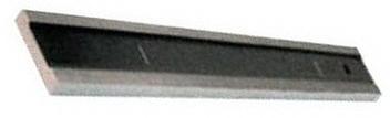 ШПХ Линейка поверочная прямоугольного сечения хромированная