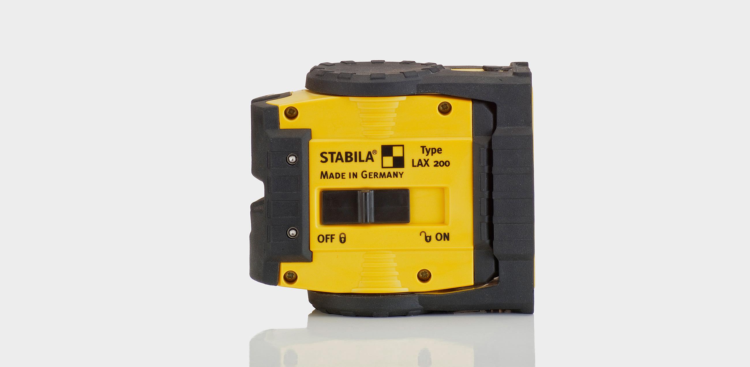 Построитель плоскостей-лазерный прибор LAX 200