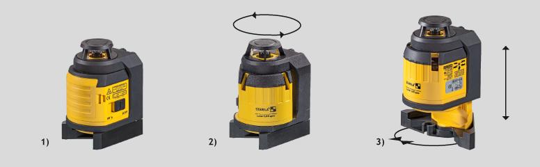 Мультилинейный лазерный прибор LAX 400